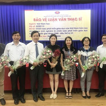 """Luận văn """"Chiến lược phát triển giáo dục của Việt Nam hiện nay và bài học kinh nghiệm từ chiến lược phát triển giáo dục của Hàn Quốc giai đoạn 1960- Đầu thế kỉ 21"""""""