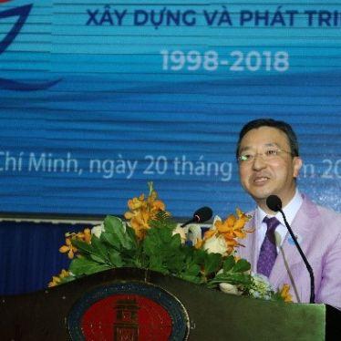 Tiếng Việt là một phần máu thịt của tôi