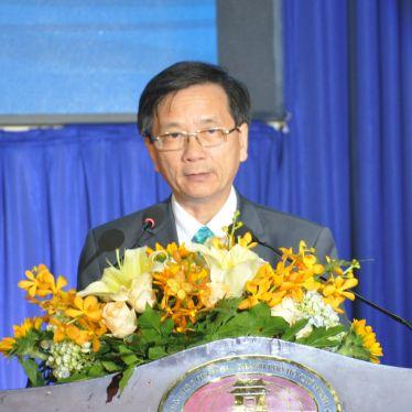 Diễn văn của Trưởng khoa Việt Nam học  đọc tại lễ kỷ niệm 20 năm thành lập và phát triển  của Khoa Việt Nam học   ngày 20 tháng 12 năm 2018