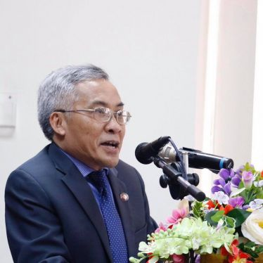 Speech by Vice-Chancellor at Faculty of Vietnamese Studies 20th Anniversary Ceremony