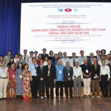 Kết nối và phát triển nghiên cứu Việt Nam học trong và ngoài nước